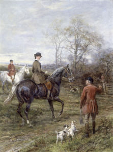 Terriers Wanted by Heywood Hardy