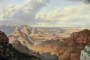 Grand View, Grand Canyon National Park, Arizona by Levi Wells Prentice