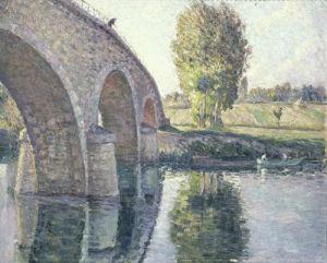 Bord de Riviere by Henri Lebasque