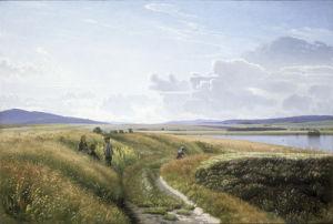 Summer Meadows by Vilhelm Kyhn
