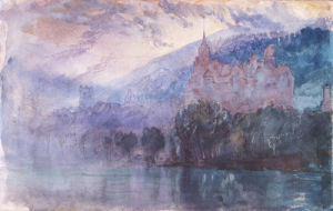 From a Sketchbook by John Ruskin