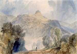Launceston, Cornwall by Joseph Mallord William Turner