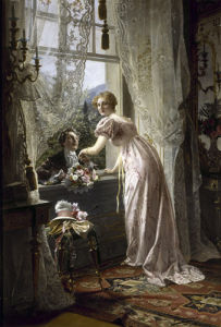 The Romantic Proposal by Johann Hamza