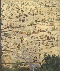 The Fairy Tree, c.1840-1844 by Richard Doyle