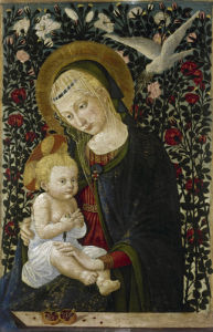 The Madonna and Child by Pseudo Pier Francesco Fiorentino