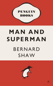 Man and Superman by Anonymous