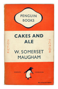 Cakes and Ale by Anonymous
