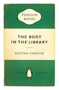 The Body in the Library by Penguin Books