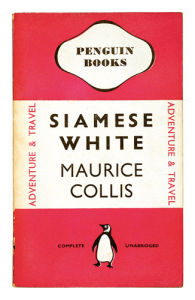 Siamese White by Anonymous