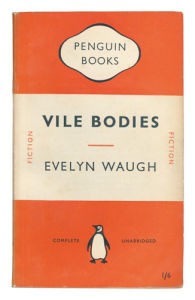 Vile Bodies by Penguin Books
