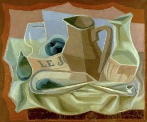 Broc et Carafe, 1925 by Juan Gris