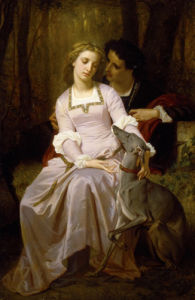 Silent Persuasion by Hugues Merle