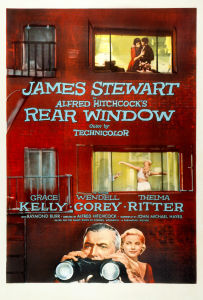 Rear Window by Cinema Greats