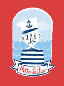 Hello Sailor by Sophy Henn