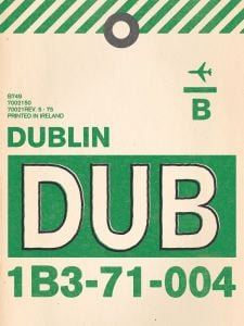 Destination - Dublin by Nick Cranston