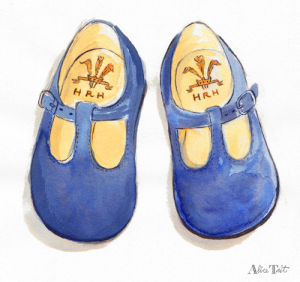 Big Shoes to Fill by Alice Tait