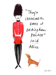 Palace Guard by Alice Tait