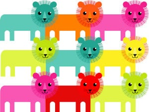 Bright Lions by Marie Perkins