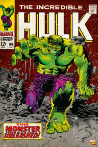Hulk - Comic by Marvel Comics