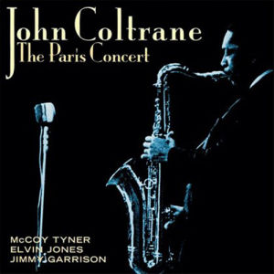 John Coltrane - The Paris Concert by Anonymous