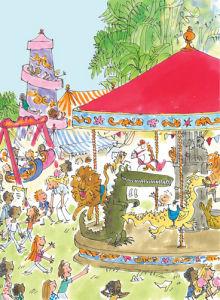 Roald Dahl - The Enormous Crocodile 2 by Quentin Blake