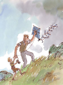 Roald Dahl - Danny the Champion of the World by Quentin Blake