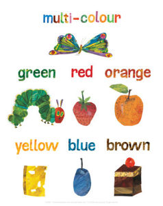 The Very Hungry Caterpillar 2 by Eric Carle