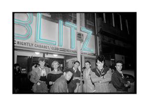 Blitz by Sheila Rock
