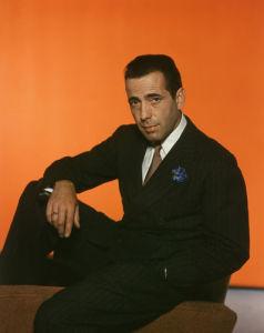 Humphrey Bogart, 1947 by Bert Six