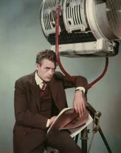 James Dean, 1954 by Bert Six