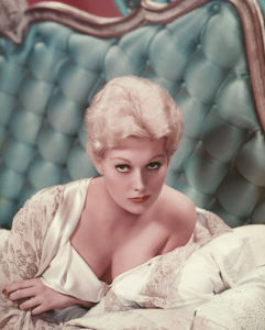 Kim Novak, 1955 by Bob Coburn