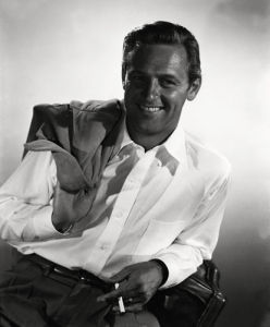 William Holden, 1950 by Bob Coburn