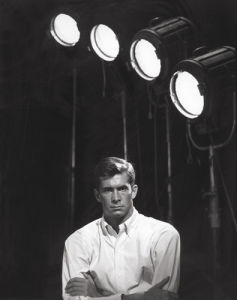 Anthony Perkins, 1957 by Bud Fraker
