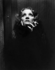 Marlene Dietrich, 1932 by Don English