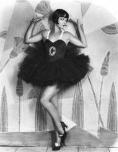 Louise Brooks, 1929 by E.R. Richee
