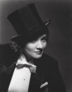 Marlene Dietrich, 1930 by E.R. Richee