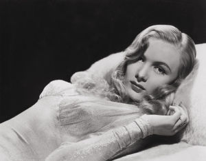 Veronica Lake, 1942 by E.R. Richee
