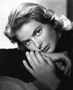 Ingrid Bergman, 1946 by Ernest Bachrach