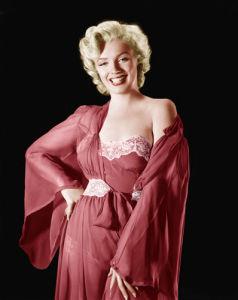 Marilyn Monroe, 1953 by Ernest Bachrach