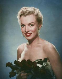Marilyn Monroe, 1950 by Frank Powolny