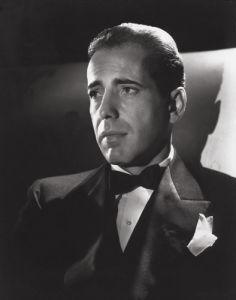 Humphrey Bogart, 1939 by George Hurrell