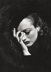 Joan Crawford, 1932 by George Hurrell