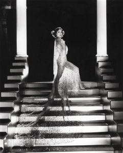 Dancing Lady, 1933 by George Hurrell