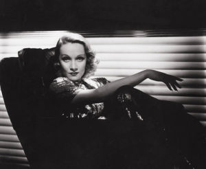 Marlene Dietrich, 1936 by George Hurrell