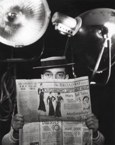 Buster Keaton, 1931 by George Hurrell