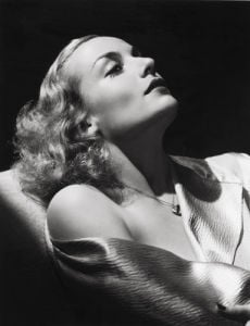 Carole Lombard, 1935 by George Hurrell
