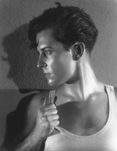 Ramon Novarro, 1929 by George Hurrell