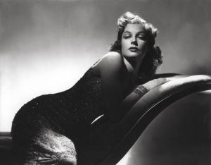Ann Sheridan, 1940 by George Hurrell