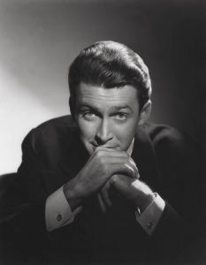 James Stewart, 1940 by George Hurrell