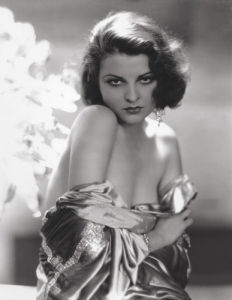 Lillian Bond, 1931 by George Hurrell